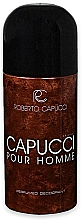 Fragrances, Perfumes, Cosmetics Roberto Capucci Capucci Pour Homme - Deodorant-Spray