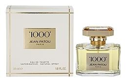 Fragrances, Perfumes, Cosmetics Jean Patou 1000 - Eau de Toilette