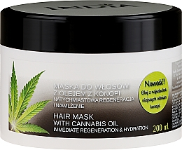 Fragrances, Perfumes, Cosmetics Cannabis Oil Hair Mask - India