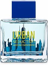 Fragrances, Perfumes, Cosmetics Antonio Banderas Urban Seduction Blue for Men - Eau de Toilette