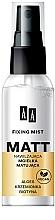 Fragrances, Perfumes, Cosmetics Matte Fixing Mist - AA Matt Fixing Mist