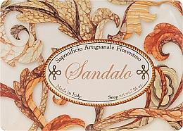 "Fragrances, Perfumes, Cosmetics Toilet Soap ""Sandalwood"" - Saponificio Artigianale Sandalwood"