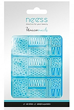 Fragrances, Perfumes, Cosmetics Nail Stickers, 3693 - Neess