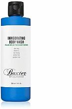 Fragrances, Perfumes, Cosmetics Shower Gel - Baxter of California Invigorating Body Wash Italian Lime and Pomegranate