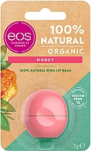 "Fragrances, Perfumes, Cosmetics Lip Balm ""Honey"" - EOS 100% Natural Organic Honey Lip Balm"