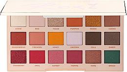 Fragrances, Perfumes, Cosmetics Eyeshadow Palette - Makeup Revolution X Roxxsaurus Roxi Eye Shadow Palette