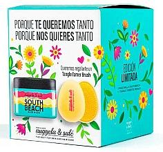 Fragrances, Perfumes, Cosmetics Set - Nuggela & Sule (mask/250ml + brush)