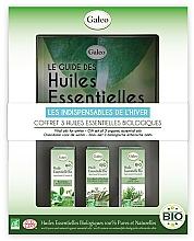 "Fragrances, Perfumes, Cosmetics Essential Oil Set ""Winter"" - Galeo Vital Oils For Winter (ess/oil/3x10ml)"