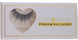 Fragrances, Perfumes, Cosmetics False Lashes - Lash Brow Premium Silk Lashes All Night Long