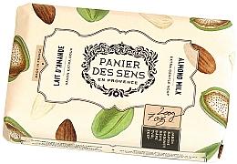 Fragrances, Perfumes, Cosmetics Extra Gentle Almond Shea Soap - Panier des Sens Shea Butter Soap Almond Milk