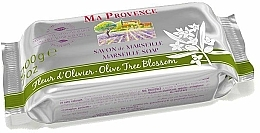"Fragrances, Perfumes, Cosmetics Marseilles Soap ""Olive"" - Ma Provence Marseille Soap"