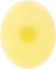 Fragrances, Perfumes, Cosmetics Silicone Cleansing Brush, 344, light yellow - Deni Carte