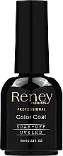 Fragrances, Perfumes, Cosmetics Shiny Gel Polish Top Coat - Reney Cosmetics Top Super Shiny No Wipe