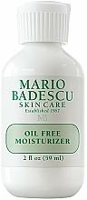 Fragrances, Perfumes, Cosmetics Oil-Free Face Moisturizing Cream - Mario Badescu Oil Free Moisturizer