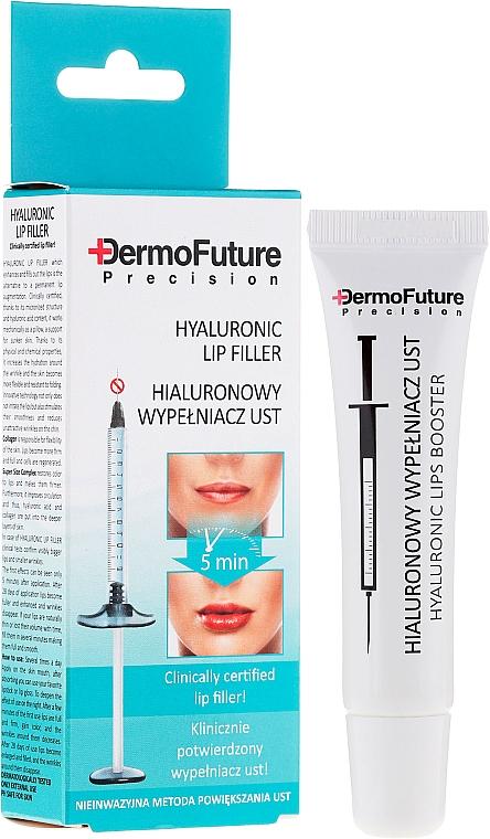 Hyaluronic Lip Filler - DermoFuture Precision Hyaluronic Lip