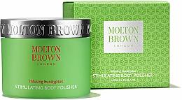 Fragrances, Perfumes, Cosmetics Molton Brown Infusing Eucalyptus Stimulating Body Polisher - Body Scrub
