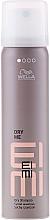 Fragrances, Perfumes, Cosmetics Hair Dry Shampoo - Wella Professionals EIMI Dry Me Shampoo