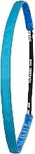Fragrances, Perfumes, Cosmetics Headband, neon blue - Ivybands Neon Blue Super Thin Hair Band