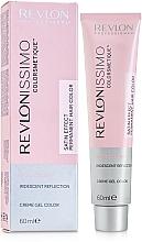 Fragrances, Perfumes, Cosmetics Hair Color - Revlon Professional Revlonissimo Colorsmetique Satinescent