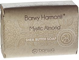 Fragrances, Perfumes, Cosmetics Almond Soap - Barwa Harmony Mystic Almond Soap