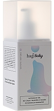 Fragrances, Perfumes, Cosmetics Almond Oil Gel-Shampoo - Hagi Baby Shower Gel