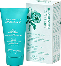 "Fragrances, Perfumes, Cosmetics LighNight Eye Cream ""Freshness & Radiance"" - Le Cafe de Beaute Night Eye Cream"