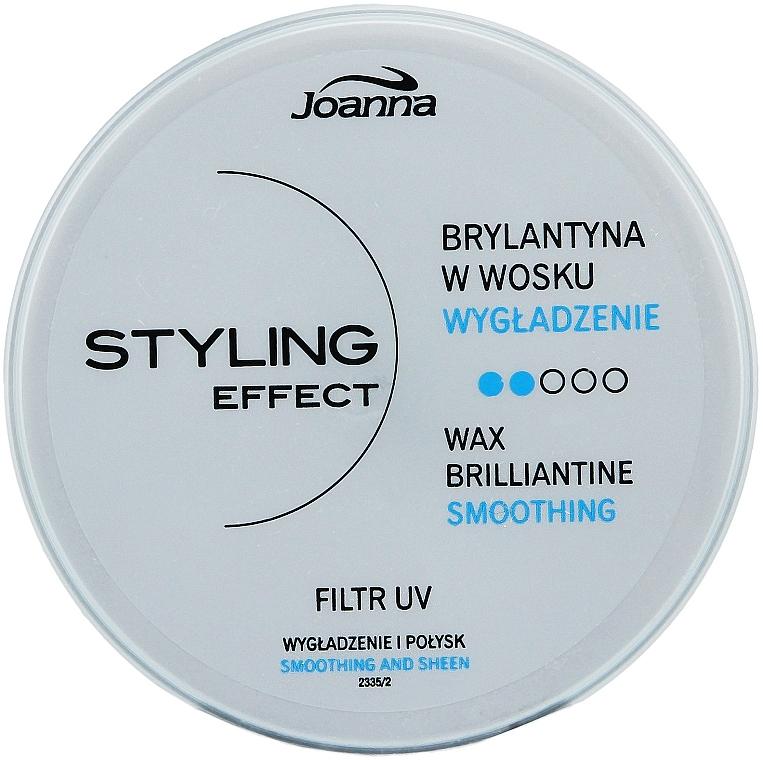 Hair Wax Brilliantine - Joanna Styling Effect Wax Brilliantine