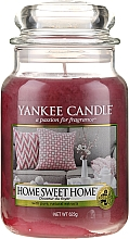 """Fragrances, Perfumes, Cosmetics Scented Candle """"Home Sweet Home"""" - Yankee Candle Home Sweet Home"""