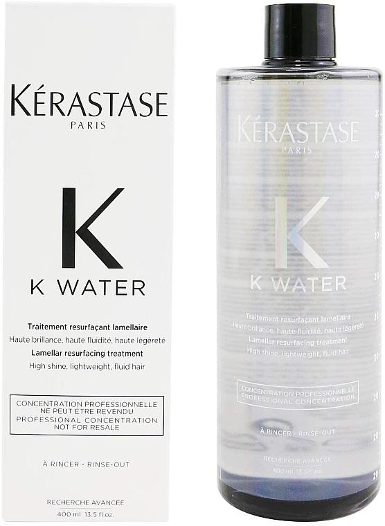Water Lamellar Hair Treatment - Kerastase K Water Lamellar Hair Treatment