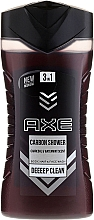 Fragrances, Perfumes, Cosmetics Shower Gel 3in1 - Axe Carbon Shower Gel