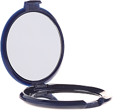 Double-Sided Cosmetic Mirror, dark blue, 5565 - Top Choice — photo N3