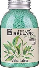 "Fragrances, Perfumes, Cosmetics Bath Caviar ""Green Tea"" - Fergio Bellaro Green Tea Bath Caviar"