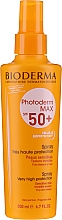 Fragrances, Perfumes, Cosmetics Sunscreen Body & Face Spray - Bioderma Photoderm Photoderm Max Spray SPF 50+