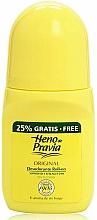 Fragrances, Perfumes, Cosmetics Heno de Pravia Original - Roll-On Antiperspirant