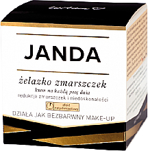 Fragrances, Perfumes, Cosmetics Anti-Wrinkle Face Cream - Janda