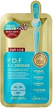 Fragrances, Perfumes, Cosmetics Soothing Hydrogel Mask - Mediheal P.D.F A.C-Deffense Hydro Nude Gel Mask