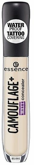Face Concealer - Essence Camouflage+Matt Concealer