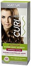 Fragrances, Perfumes, Cosmetics Curl Definer - Kativa Keep Curl Superfruit Active