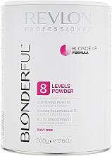 Fragrances, Perfumes, Cosmetics 8 Levels Lightening Powder - Revlon Professional Blonderful 8 Levels Lightening Powder