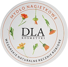 "Fragrances, Perfumes, Cosmetics Soap for Body ""Calendula"" - DLA Soap"