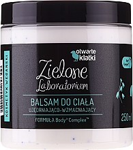 Fragrances, Perfumes, Cosmetics Firming Body Balm - Zielone Laboratorium