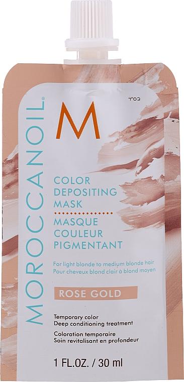 Color Depositing Hair Mask, 30ml - MoroccanOil Color Depositing Mask