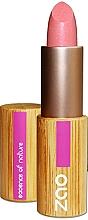 Fragrances, Perfumes, Cosmetics Pearl Lipstick - Zao Bamboo Pearly Lipstick