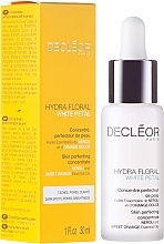 Fragrances, Perfumes, Cosmetics Concentrate for Face - Decleor Hydra Floral White Petal Skin Perfecting Concentrate