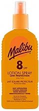 Fragrances, Perfumes, Cosmetics Body Lotion-Spray - Malibu Lotion Spray SPF8