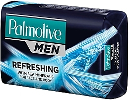 "Fragrances, Perfumes, Cosmetics Men Soap ""Sea Minerals"" - Palmolive Man"