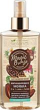 Fragrances, Perfumes, Cosmetics Face and Body Spray 2 in 1 - Bielenda Magic Bronze