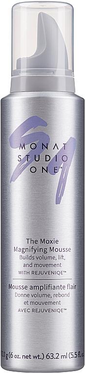 Volumizing Mousse - Monat Studio One The Moxie Mousse — photo N1