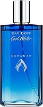 Fragrances, Perfumes, Cosmetics Davidoff Cool Water Aquaman Collector Edition - Eau de Toilette