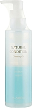 Fragrances, Perfumes, Cosmetics Deep Cleansing Hydrophilic Oil - The Saem Natural Condition Cleansing Oil Deep Clean